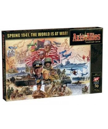 Wojenne - Axis & Allies Anniversary Edition