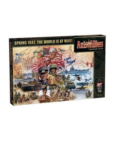 Wojenne - Axis & Allies Anniversary Edition
