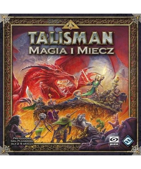Przygodowe - Talisman: Magia i Miecz