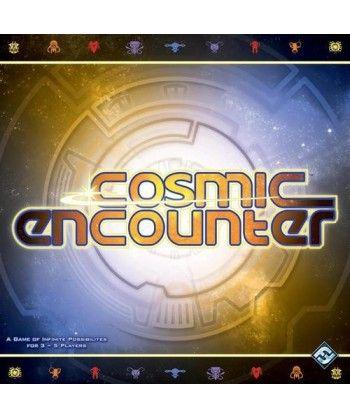 Strategiczne - Cosmic Encounter