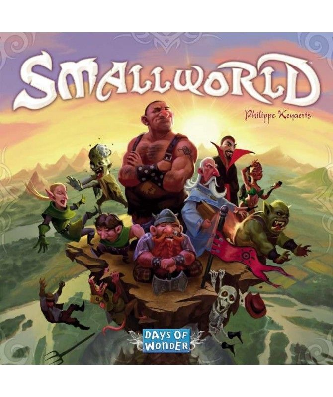 Small World Strategiczne - 1