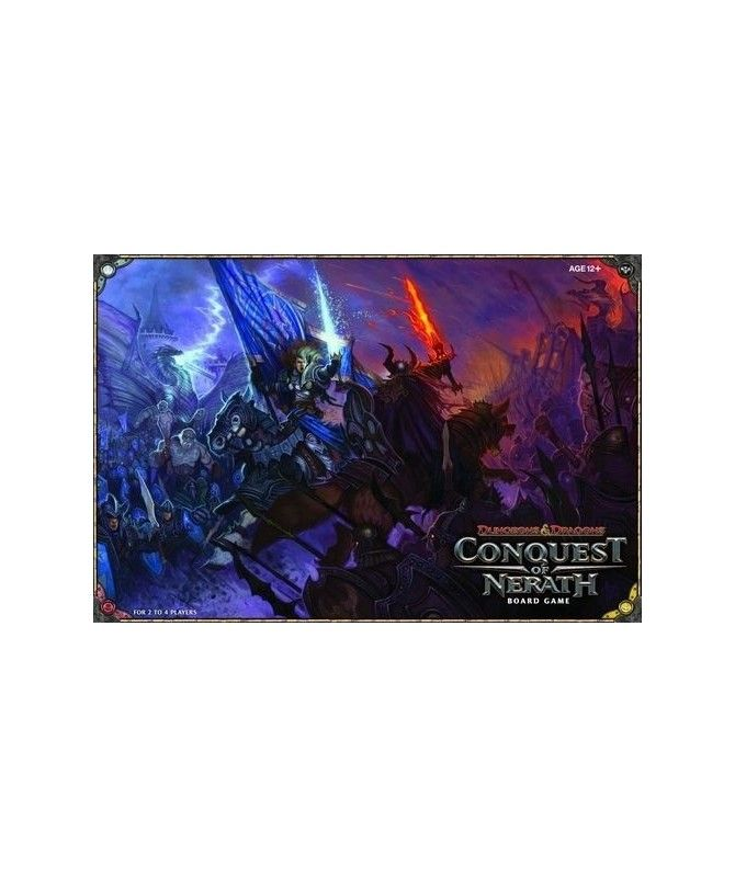 Strategiczne - Dungeon & Dragons: Conquest of Nerath