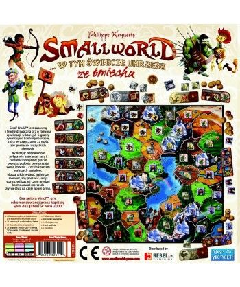 Small World Strategiczne - 2