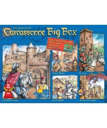 Carcassonne - Big Box 3 Rodzinne - 1