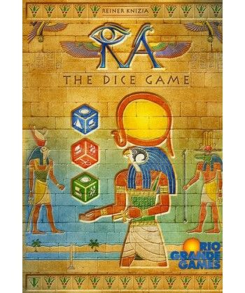 Ra Dice Game Strategiczne - 1