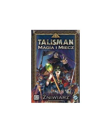 Talisman: Magia i Miecz - Talisman: Magia i Miecz - Żniwiarz