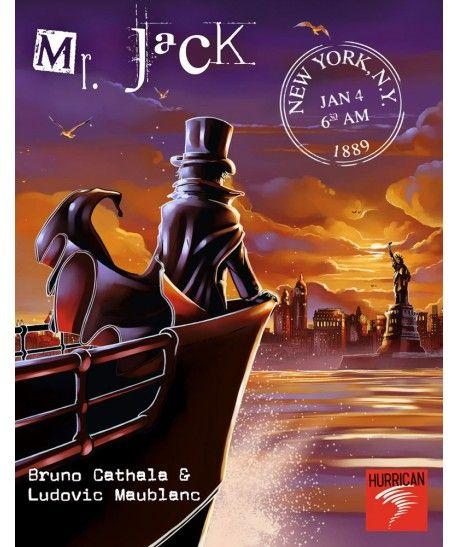 Strategiczne - Mr. Jack in New York