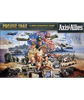 Axis & Allies Pacific 1940...