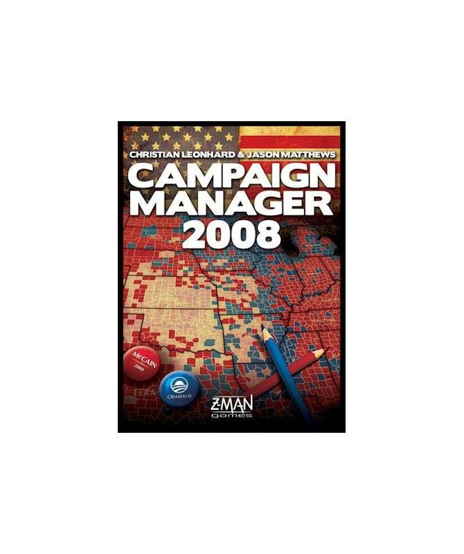 Strategiczne - Campaign Manager 2008