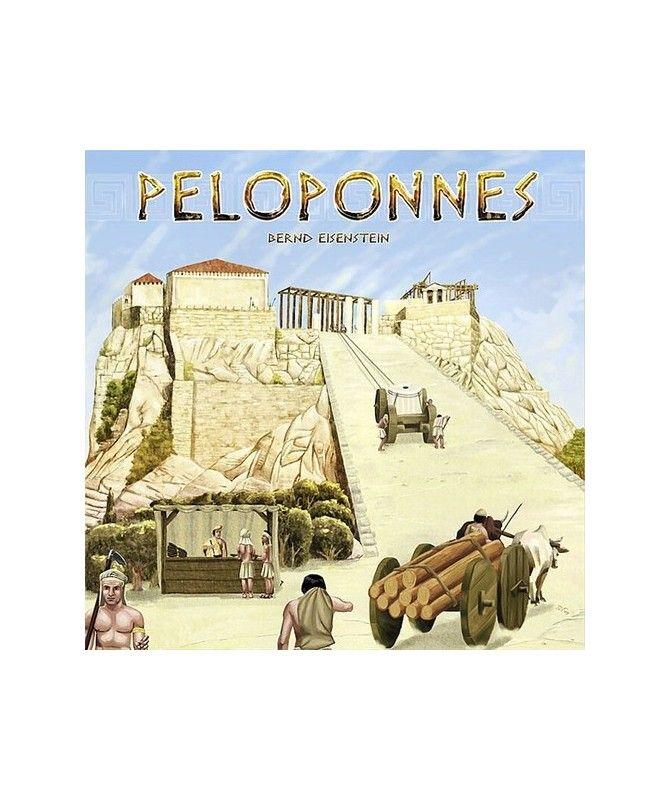 Strategiczne - Peloponnes plus Expansion