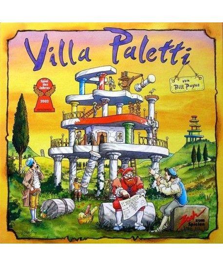 Imprezowe - Villa Paletti