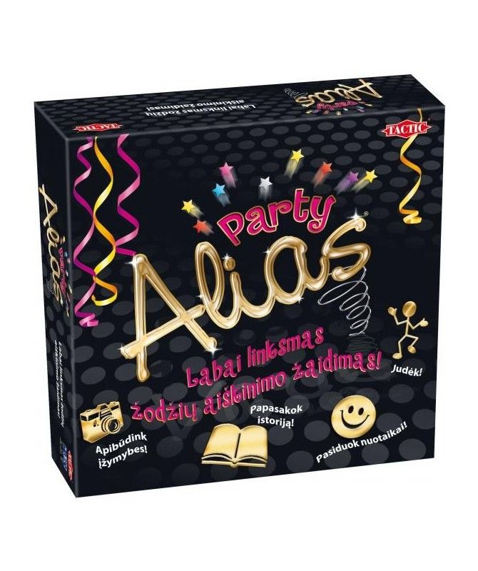 Imprezowe - Party Alias