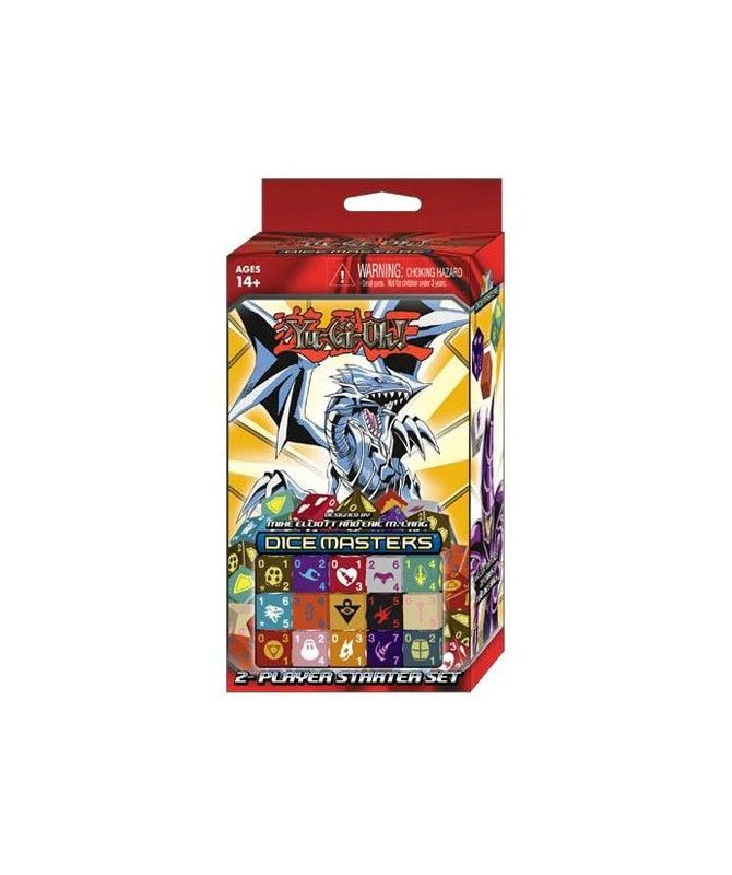Gry kościane - Yu-Gi-Oh! Dice Masters: Series One 2-Player Starter Set