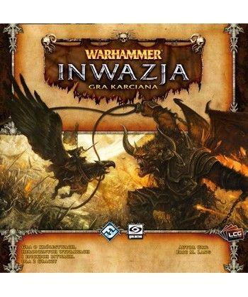 Zestaw Podstawowy - Warhammer: Inwazja - Zestaw Podstawowy
