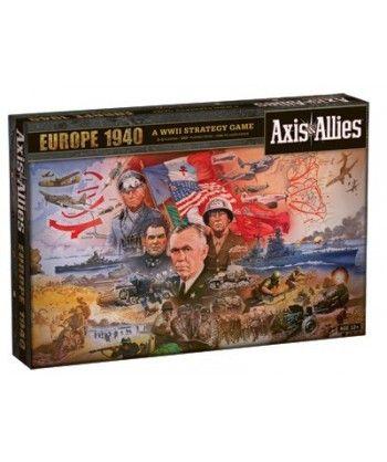 Wojenne - Axis & Allies Europe 1940 Refresh