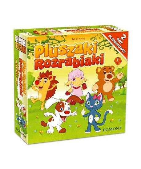 Dla dzieci - Pluszaki Rozrabiaki