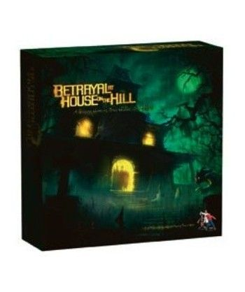 Betrayal at House on the Hill Przygodowe - 1