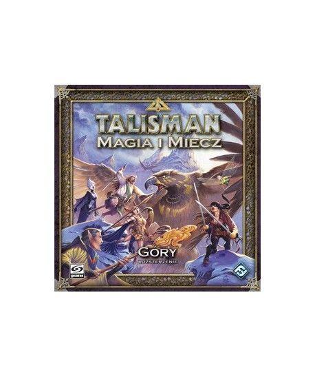 Talisman: Magia i Miecz - Talisman: Magia i Miecz - Góry