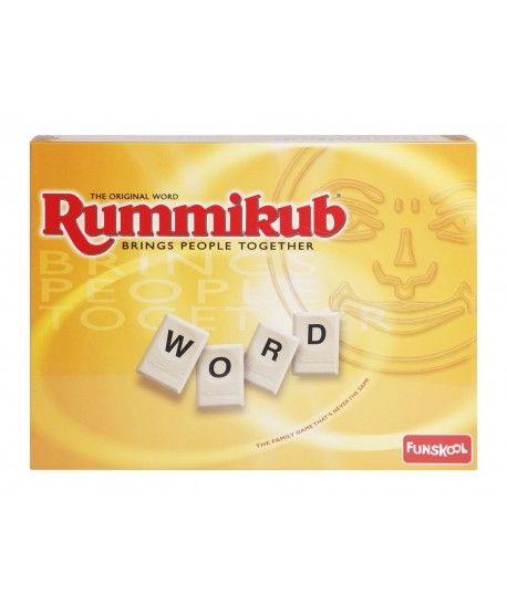 Rodzinne - Rummikub word