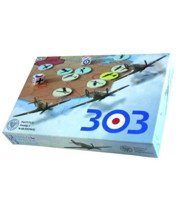 Wojenne - 303 - Bitwa o Wielką Brytanię
