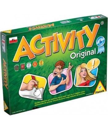 Imprezowe - Activity