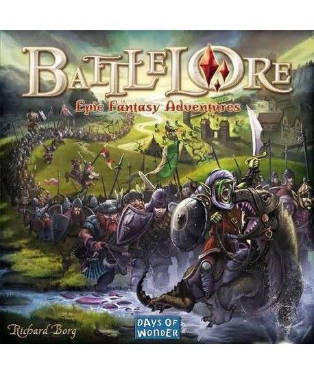 Strategiczne - BattleLore