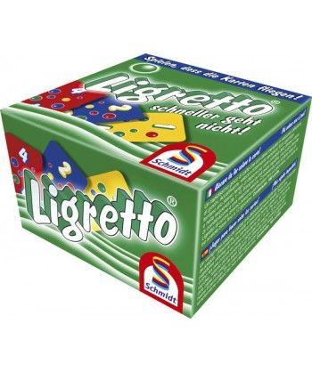 Imprezowe - Ligretto w zielonym pudełku