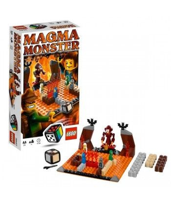 Magma monster Gry Lego - 1