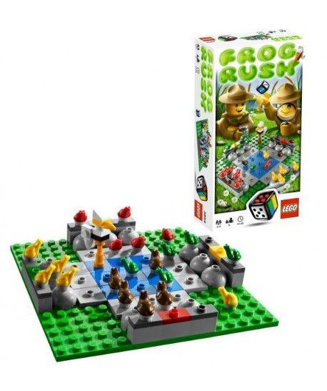 Gry Lego - Frog rush