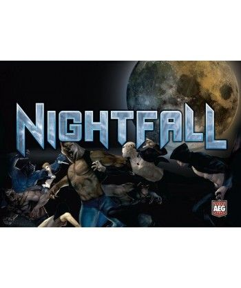 Nightfall Gry Karciane - 1