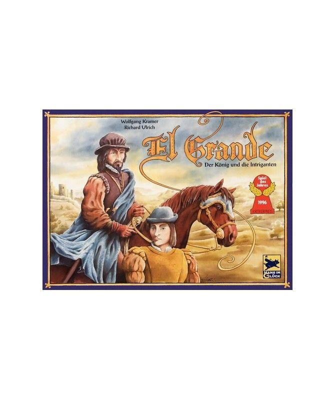 Strategiczne - El Grande