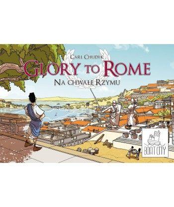 Strategiczne - Na Chwałę Rzymu