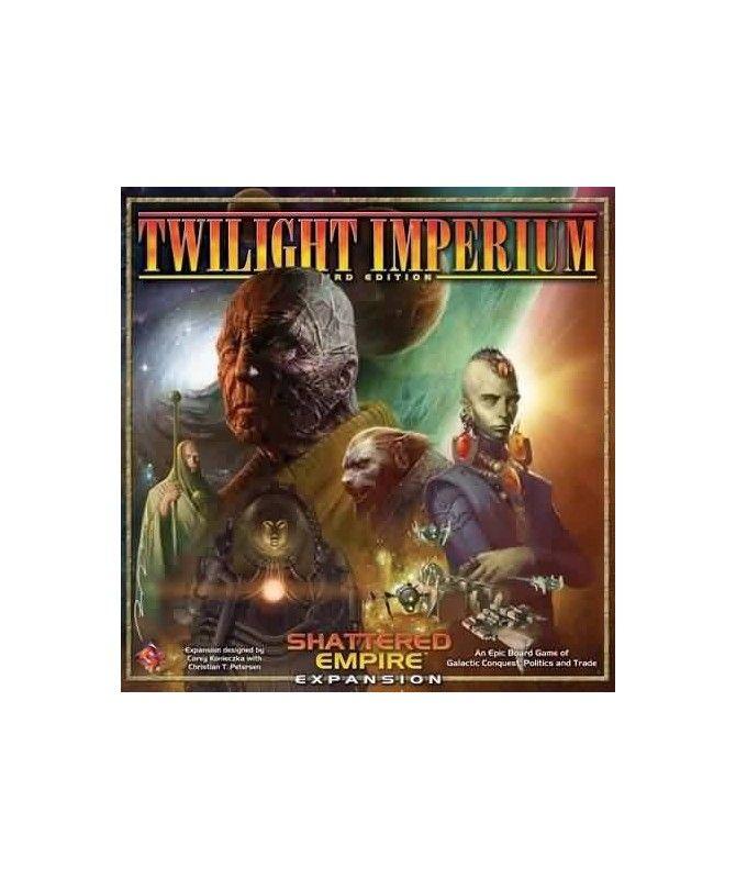 Pozostałe i różne - Twilight Imperium: Shattered Empire