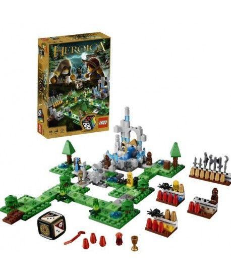 Gry Lego - Heroica: Las Waldurk