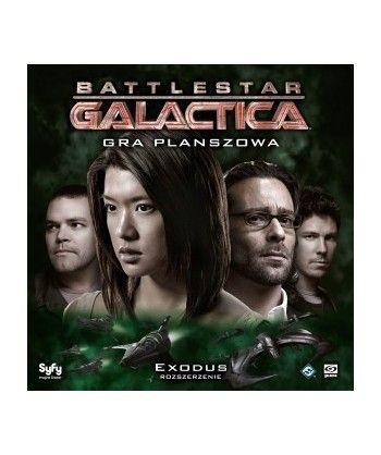Pozostałe i różne - Battlestar Galactica: Exodus