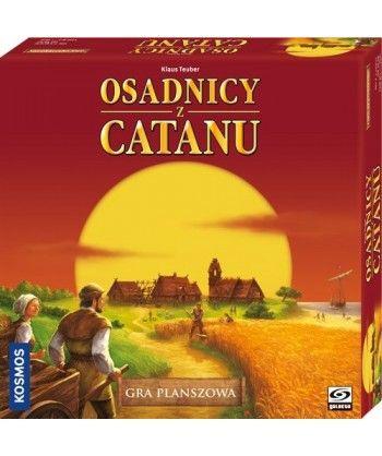 Strategiczne - Catan: Gra Planszowa