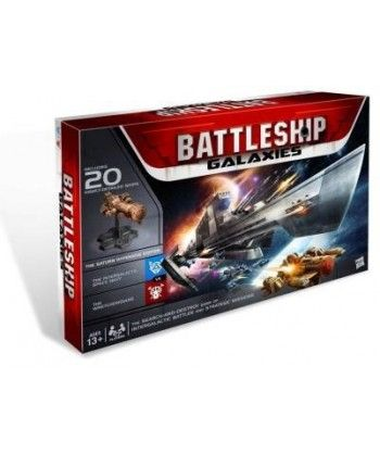 Battleship Galaxies: The Saturn Offensive Game Set Strategiczne - 1