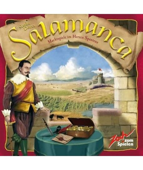 Strategiczne - Salamanca