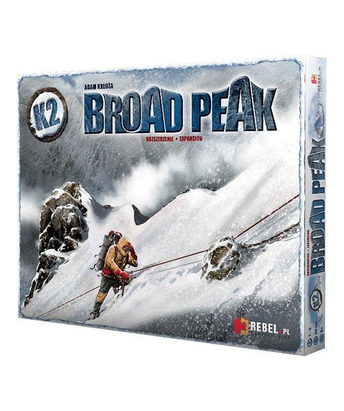 Dodatki do gier - K2: Broad Peak