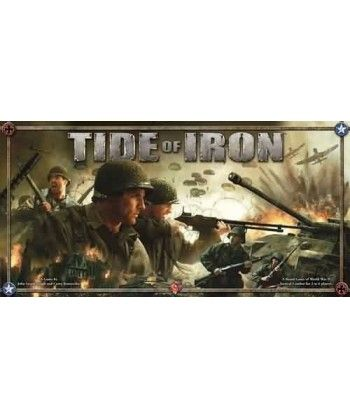 Tide of Iron Strategiczne - 1
