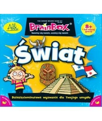 Brain Box Świat