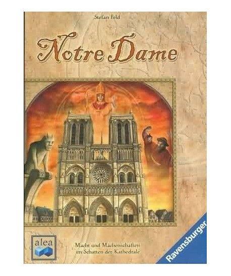 Strategiczne - Notre Dame