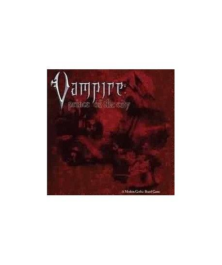 Strategiczne - Vampire: Prince of the City