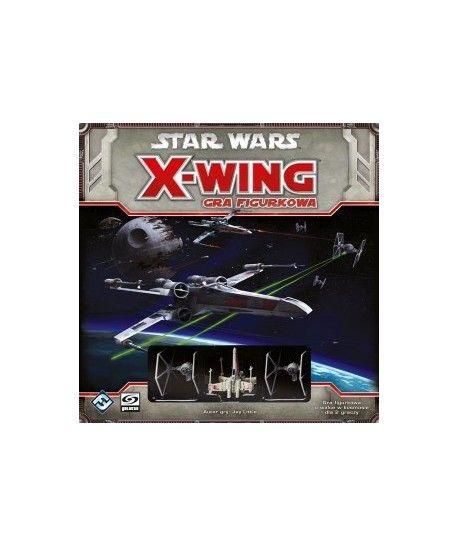 X-Wing Star Wars - X-Wing - zestaw startowy