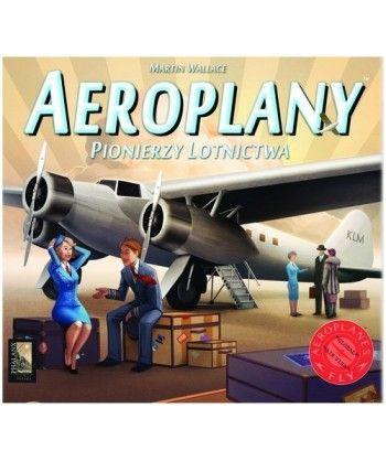 Strategiczne - Aeroplany: Pionierzy Lotnictwa