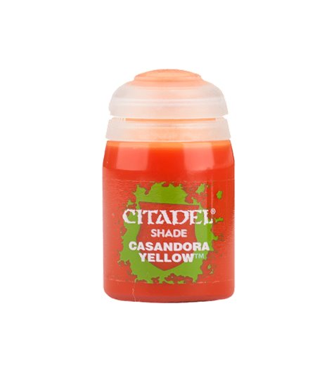 Shade - Casandora Yellow