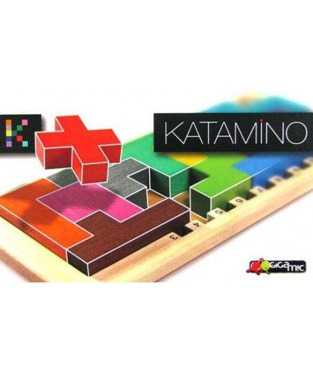 Logiczne - Katamino