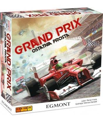 Wyścigowe i sportowe - Grand Prix - Ostatnia Prosta