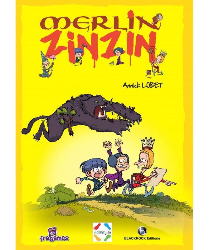 Dla dzieci - Merlin Zinzin