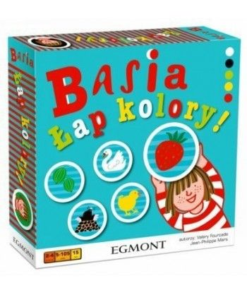 Basia Łap Kolory